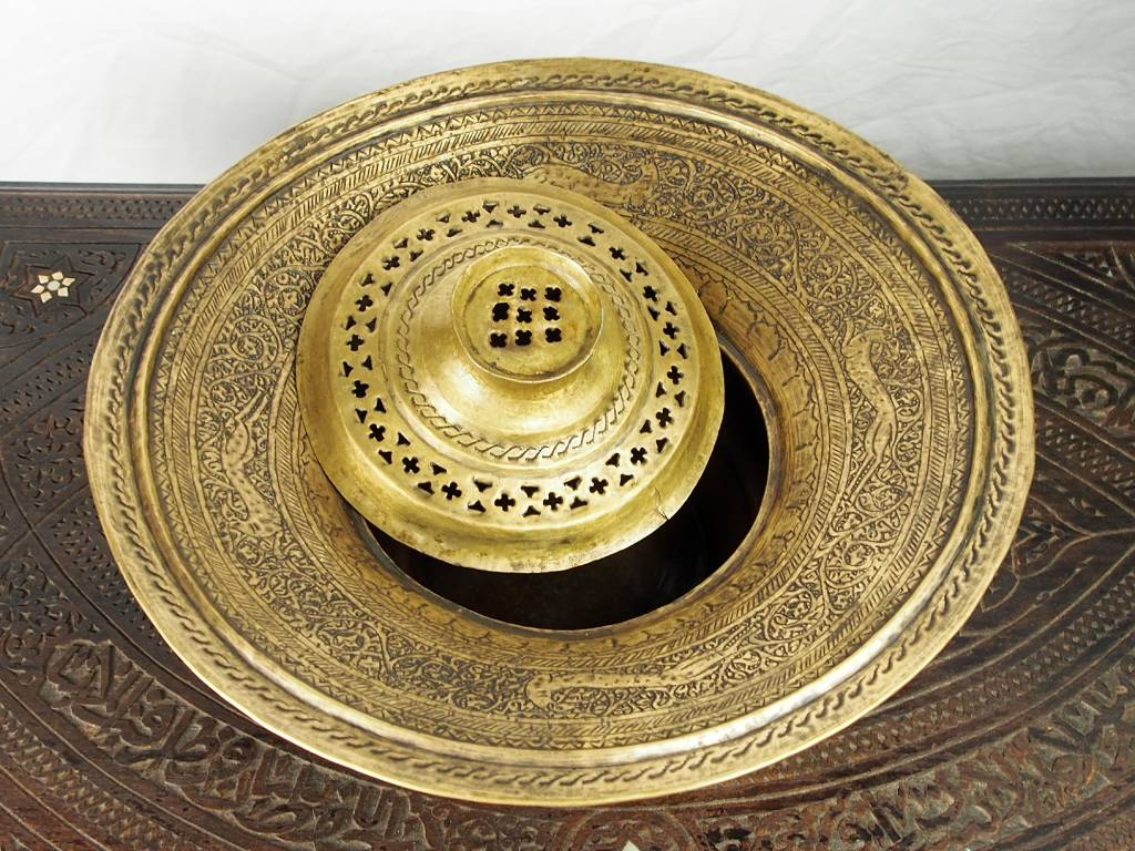 antike Messing waschgarnitur Nr:16/A