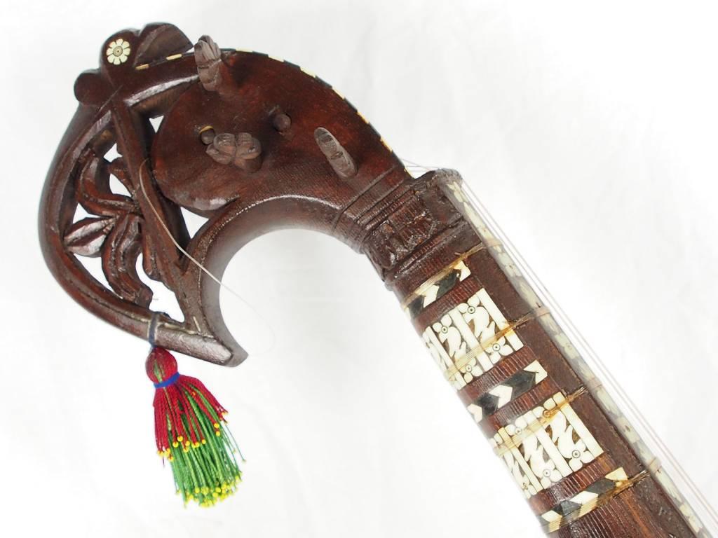 Afghan musikinstrumen Rubab Nr:16/2