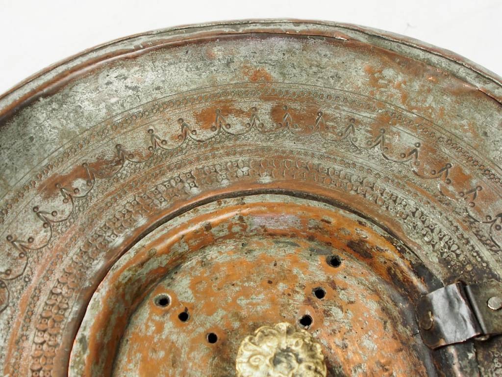 antike Kupfer waschgarnitur Nr:16/G