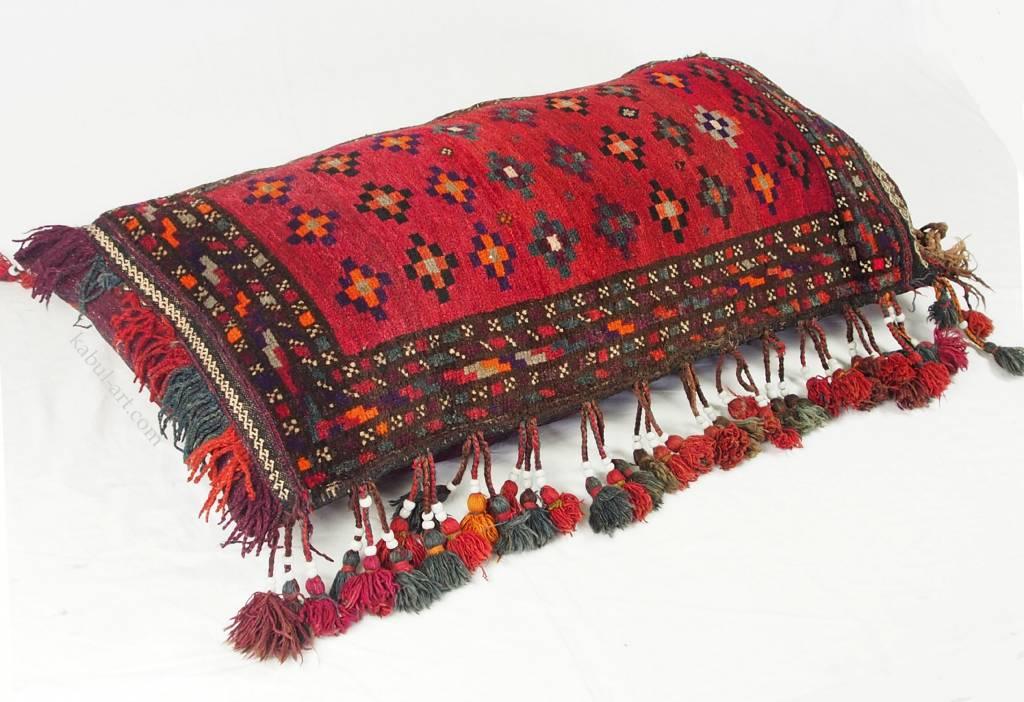 Antik orient Afghan Nomaden Sitzkissen 16/A