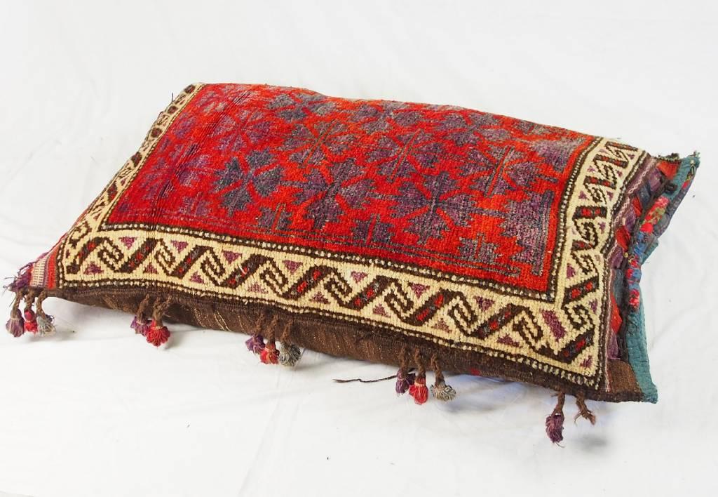 Antik orient Afghan Nomaden Sitzkissen 16/E