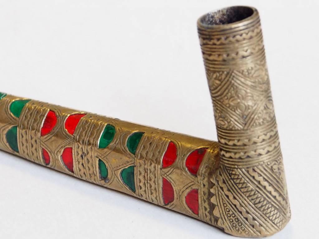 Lot 6 stück indo persian Opiumpfeife Pipe