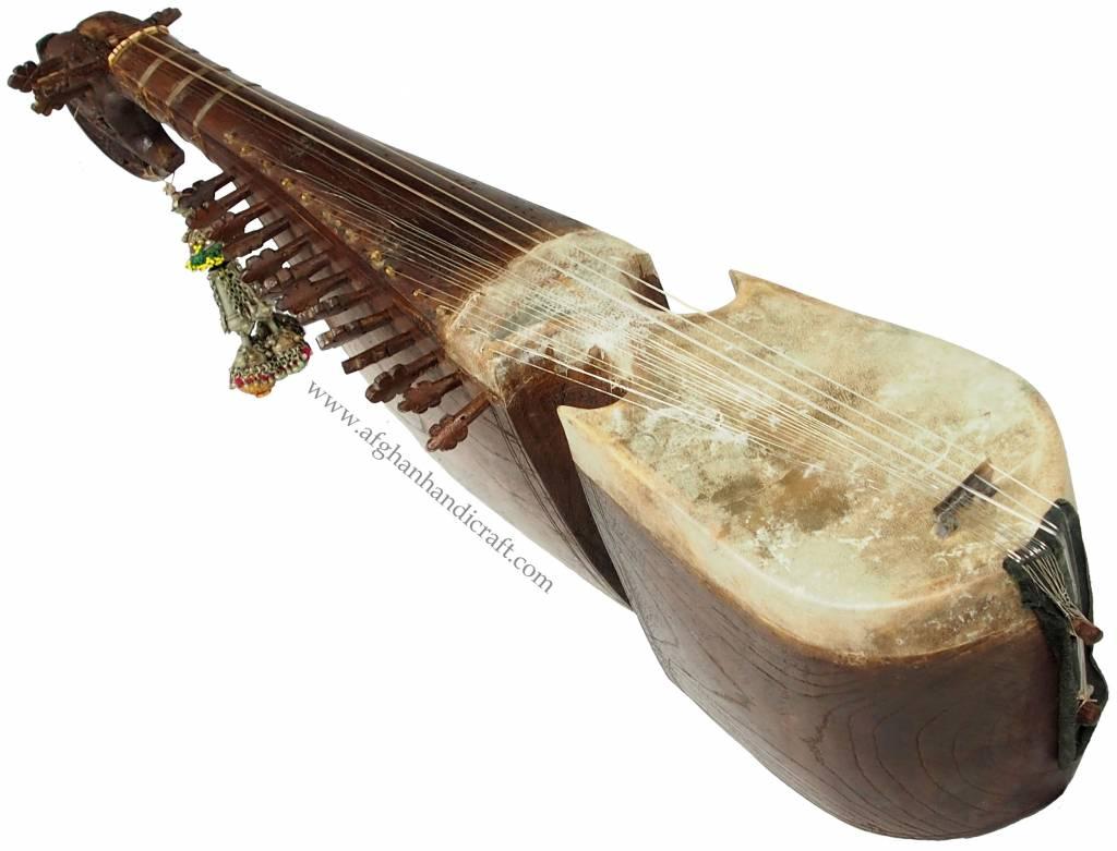 Afghan musikinstrumen Rubab Nr:2017/1