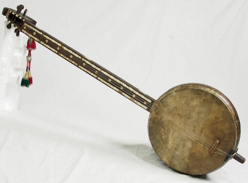 Musikinstrument Afghanistan ghichak 17/3 غجک