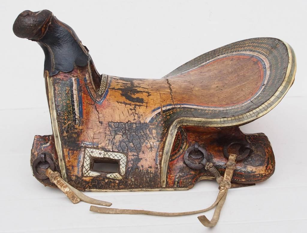Antik Uzbek Pferdsattel Nr:17/A
