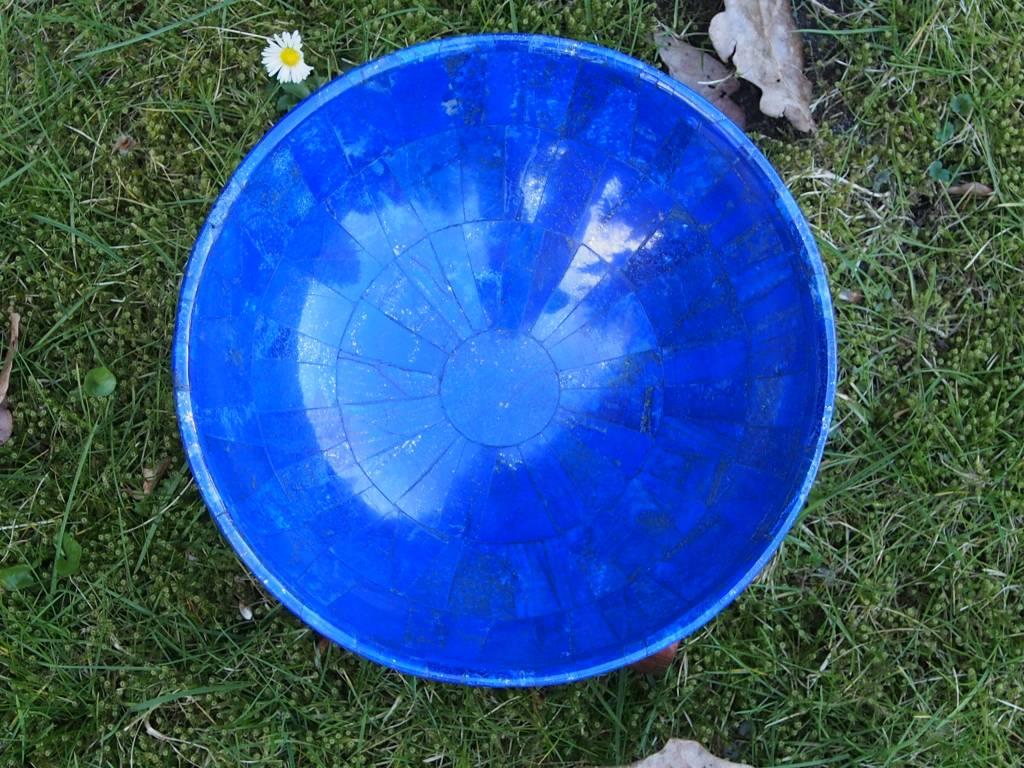 Exclusive Lapis Lazuli Schale M