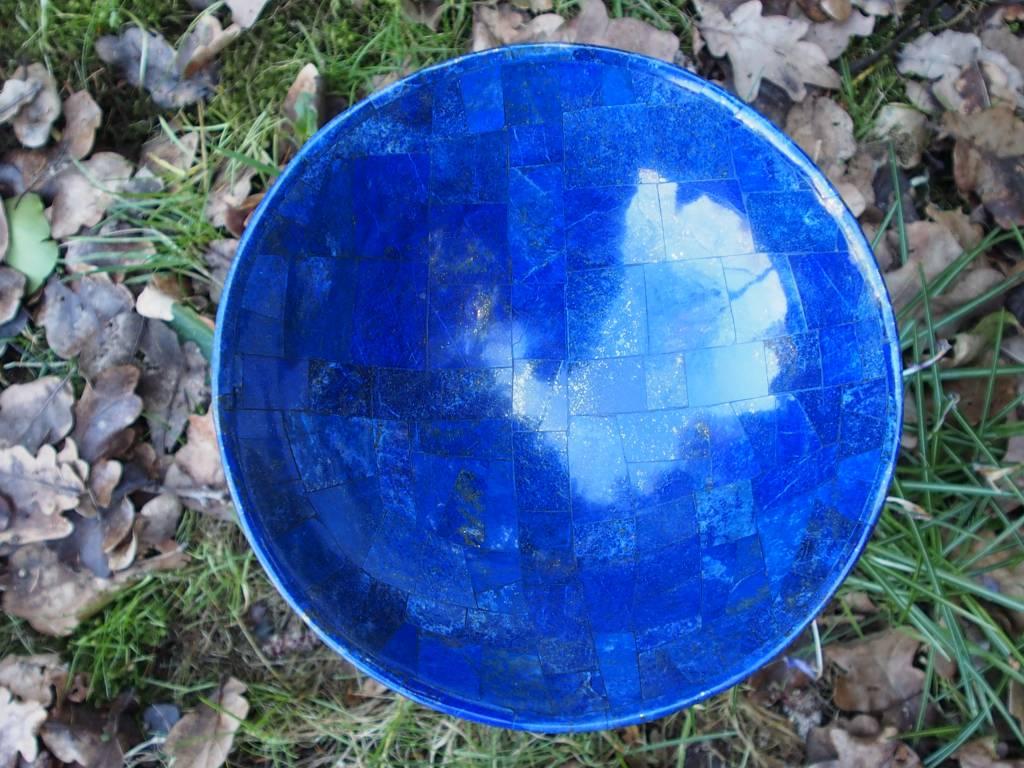 Exclusive Lapis Lazuli Schale S