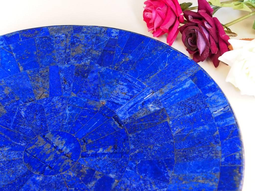 Exclusive Lapis Lazuli Teller 2017