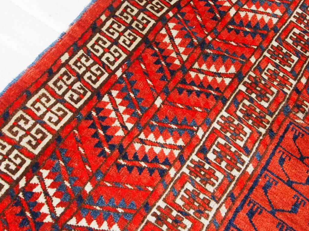 Bukhara  antik tekke Turkmen Nomaden Teppich bukhara engsi hatchli Zelt Rug carpet Nr:6