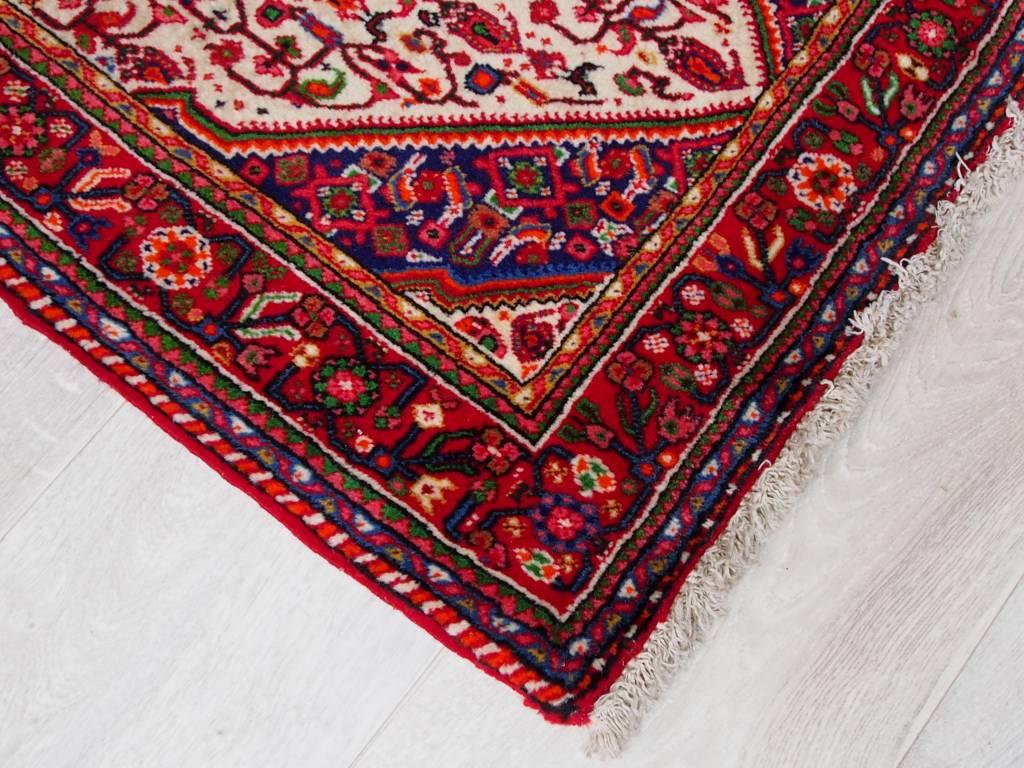 Bukhara  104x65 cm Persische echt Nomadenteppich orientteppich Brüke oriental Rug Nr:34