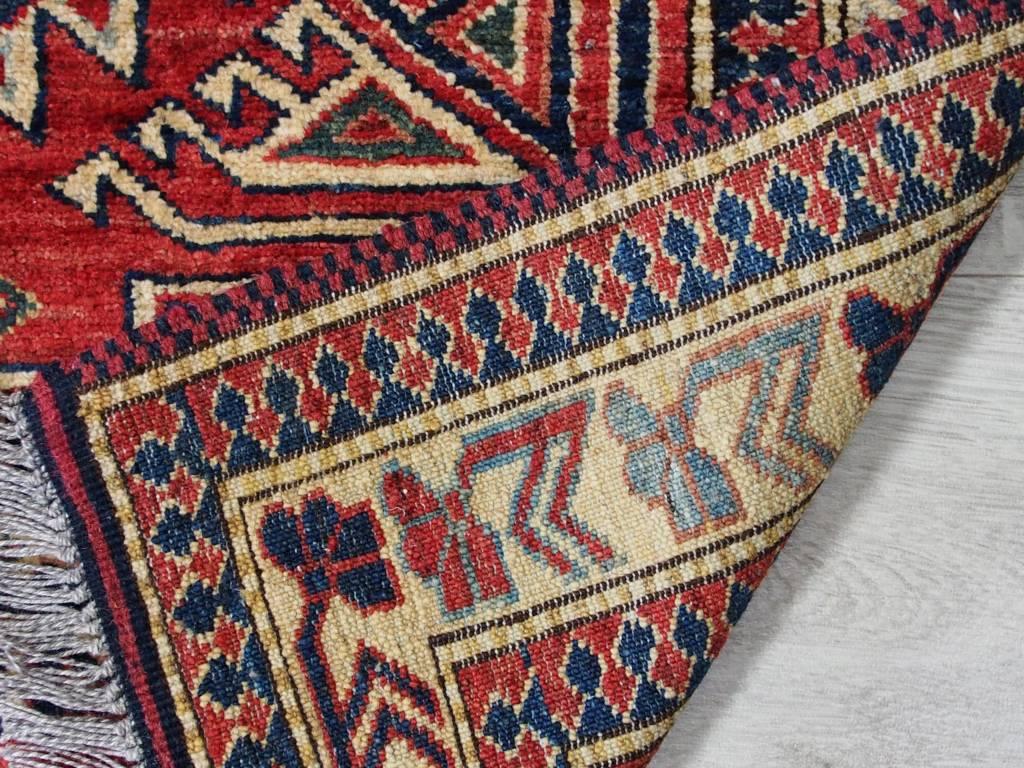 Bukhara 144x90 cm kaukasische kazak Afghan orientteppich kazakh rug Carpet ziegler Nr:514