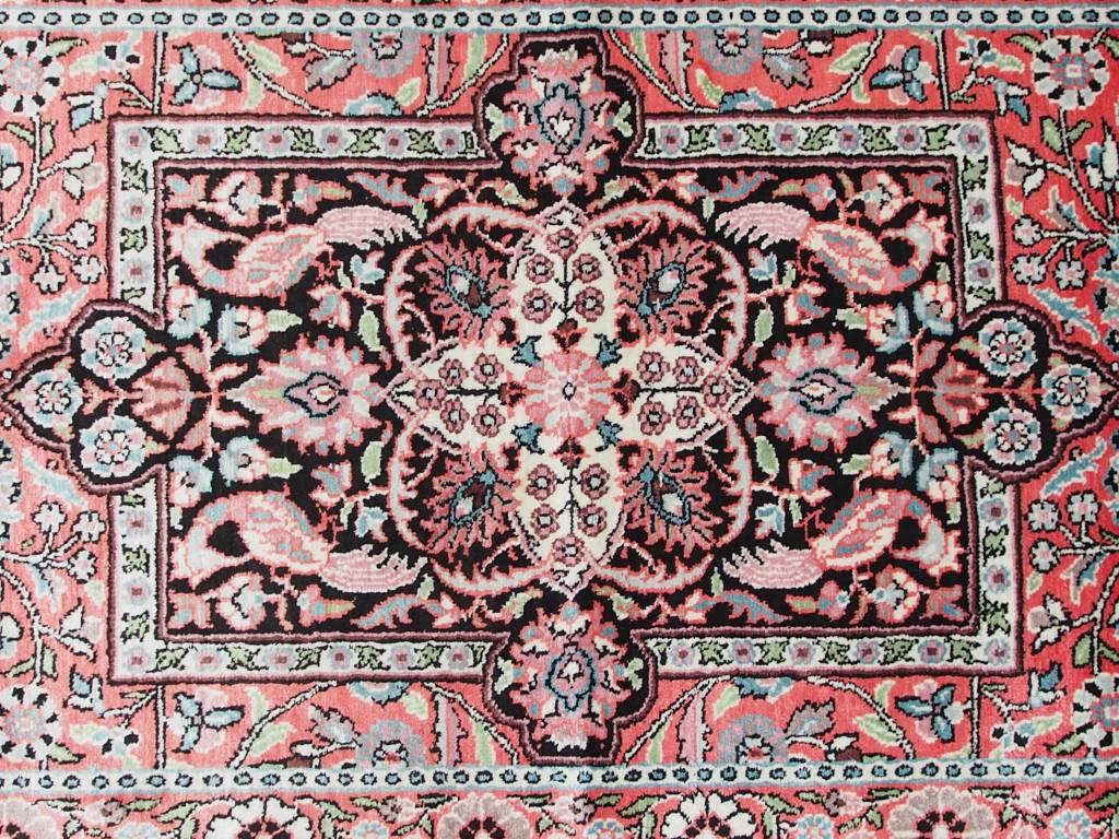Bukhara 297x80 cm Kashmirseide Teppich Nr:106