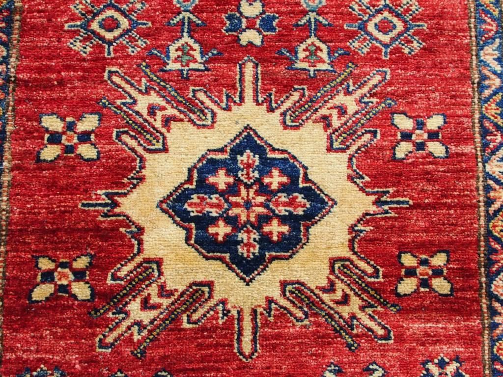Bukhara 160x90 cm kaukasische kazak Afghan orientteppich kazakh rug Carpet ziegler Nr:21