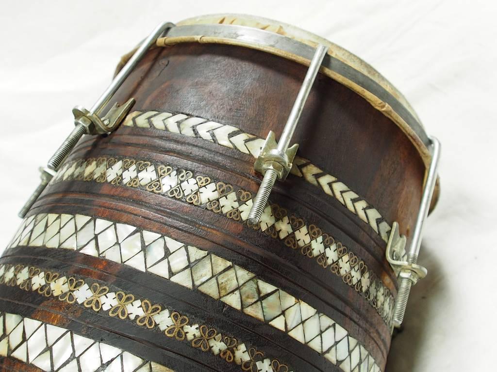 Afghan musikinstrumen Dhol (intasien)  Nr:2