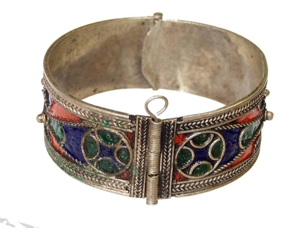 antike Marokkanische Berber  Armreif   Nr:17/377