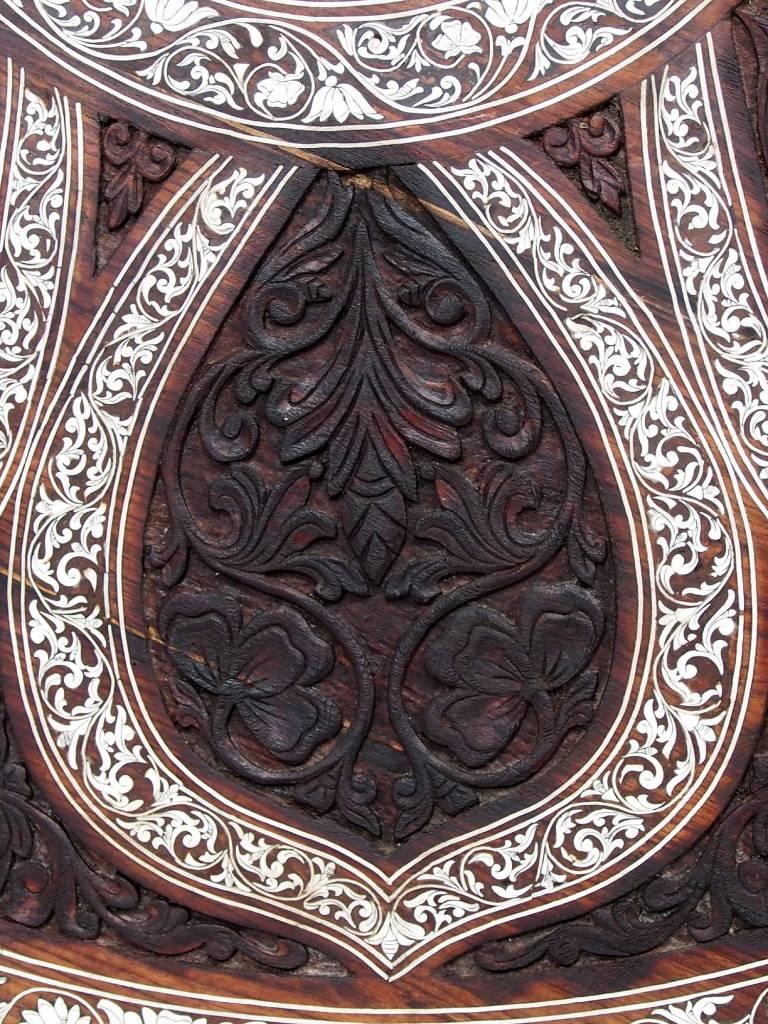 150 cm Ø Antik Anglo Esstisch Küchentisch Tisch Schreibtisch Desk dining table