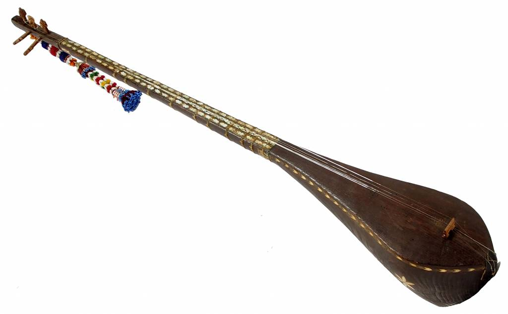 Afghan musikinstrumen Tanbur 18/1