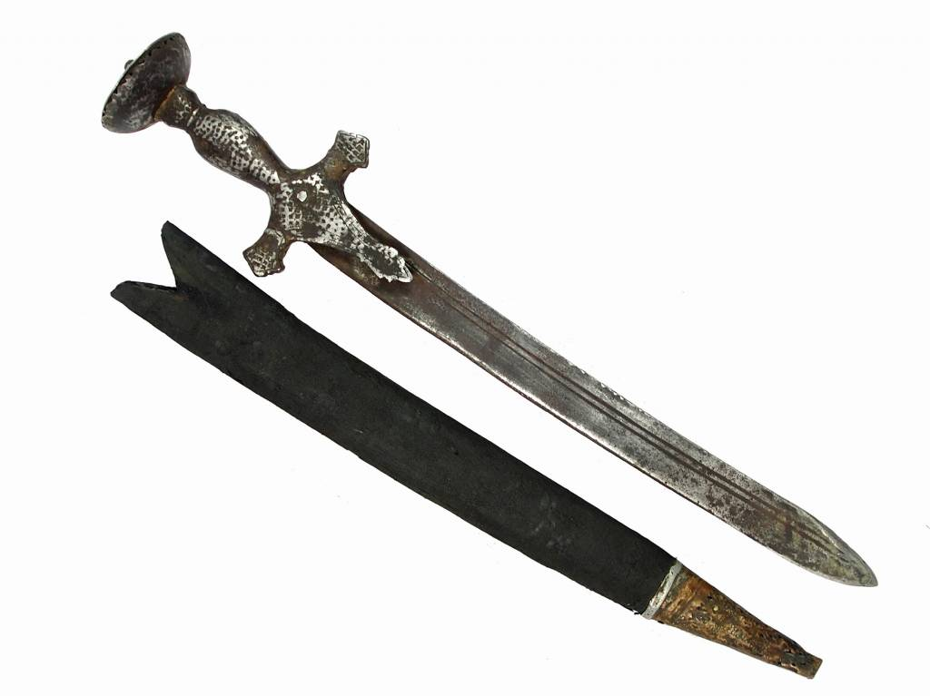 Antik  Messer  aus Afghanistan No: 18/ 3