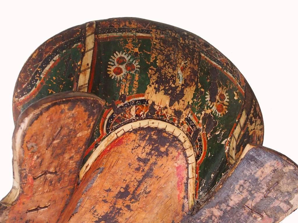 Antik osmanische Pferdsattel Nr:18/1
