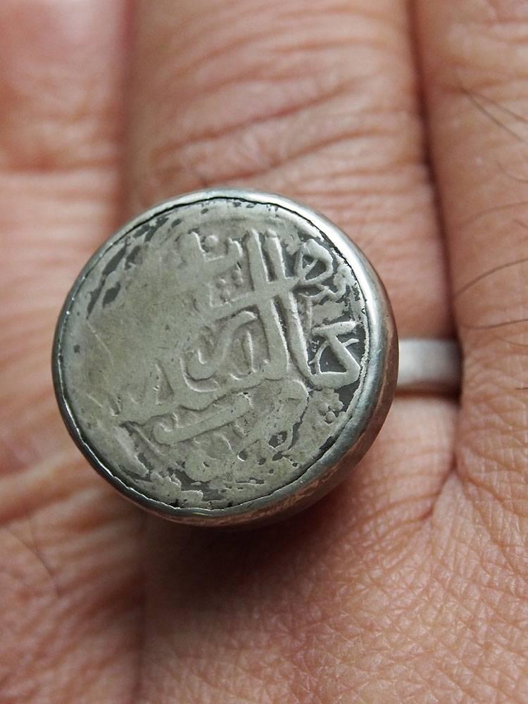 antik islamische Münzen Ring Nr:400