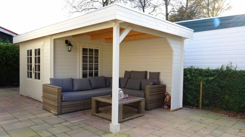 Interflex Interflex 3031Z   tuinhuis aanbieder nl