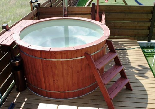 Interflex Hottub Polypropyleen 150