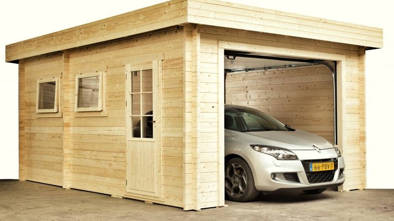 Garage Blokhut of Carport kopen? | Laagste prijs garantie ...