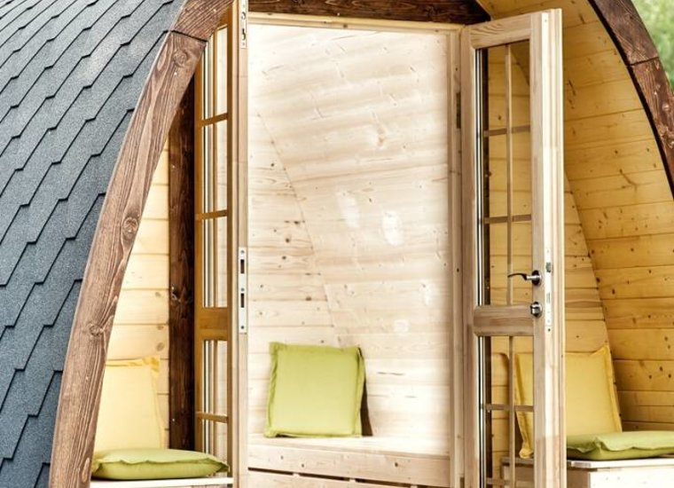 Alle Camping Pods