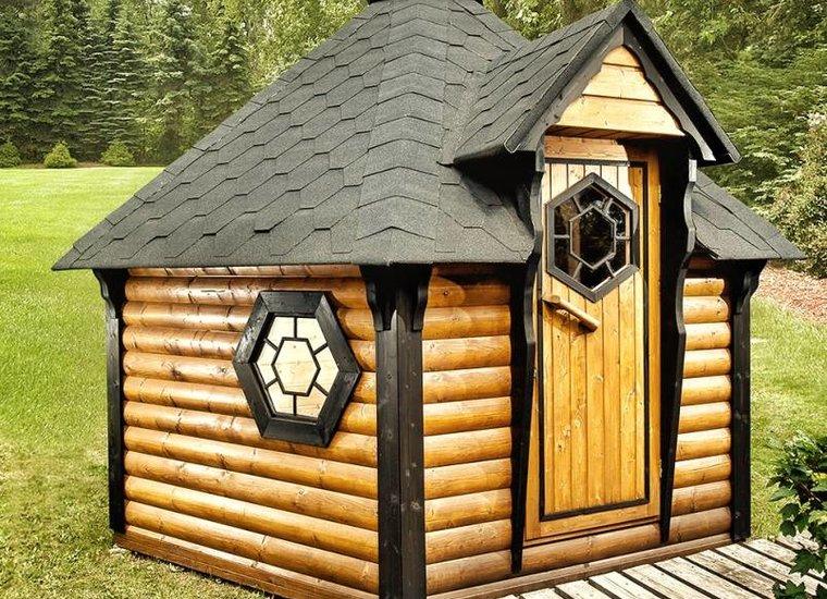 Finse Kota Sauna