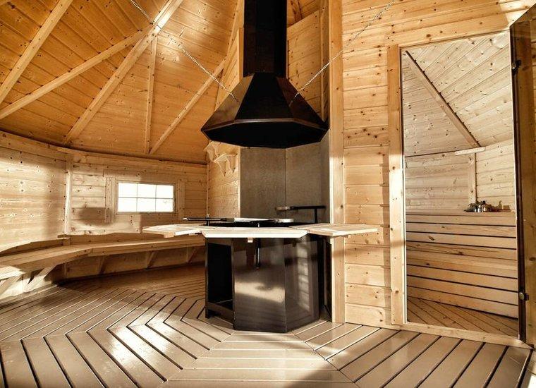 Finse Kota Grill + Sauna