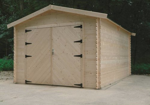 Solid Solid Garage S8331