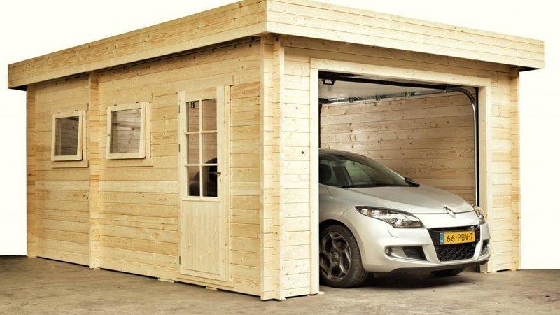 Alle Garages en Carports