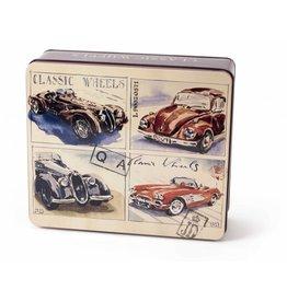 Stroopwafelblik Wheels Classic Cars