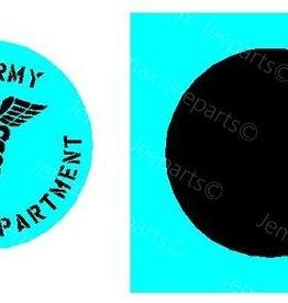 Stencils & Stickers Stencil nr. 20