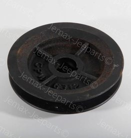 Willys MB Crankshaft Pulley