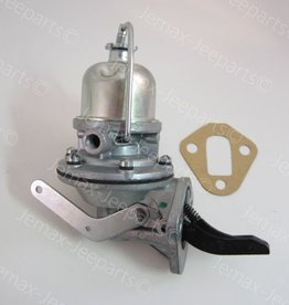 Willys MB L Pump assembly
