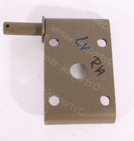 Willys MB Plate Assy LF RR