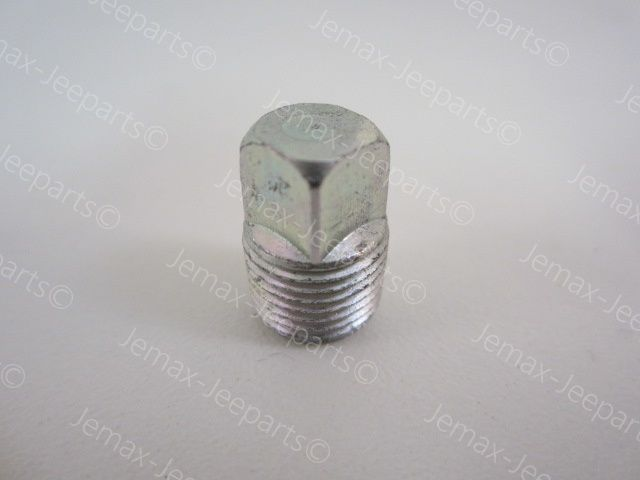 Willys MB P Plug