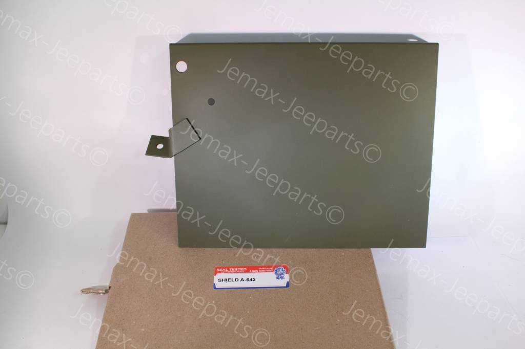 Seal Tested Automotive Parts Battery splash shield Willys