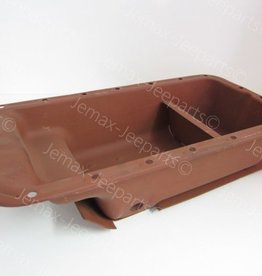 Willys MB H Pan assembly