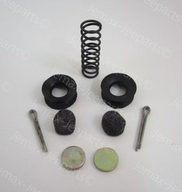 Willys MB M + Q + R + S Dust assembly set