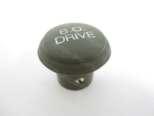 Willys MB B.O. Drive knop