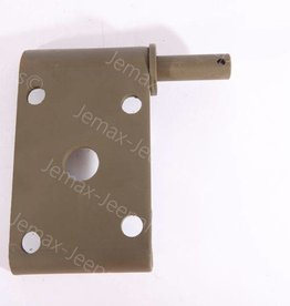Willys MB Plate Assy RF
