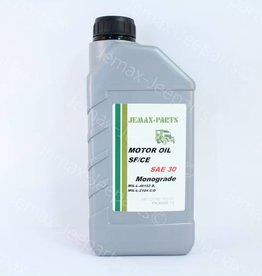 Olie en Vetten Motor olie SF/CE SAE 30 1L