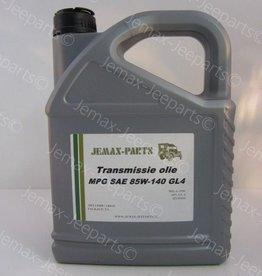 Olie en Vetten Transmissie olie 5L