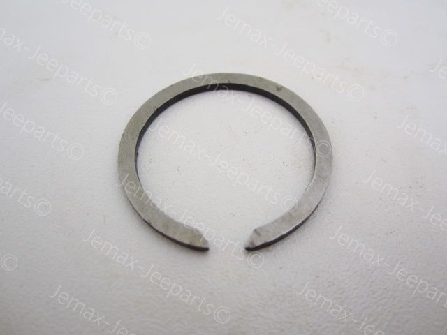 Willys MB AK Snap Ring