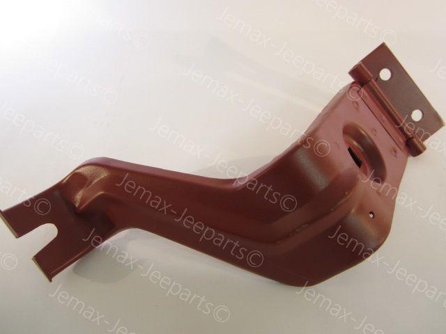 Willys MB Bracket Headlight