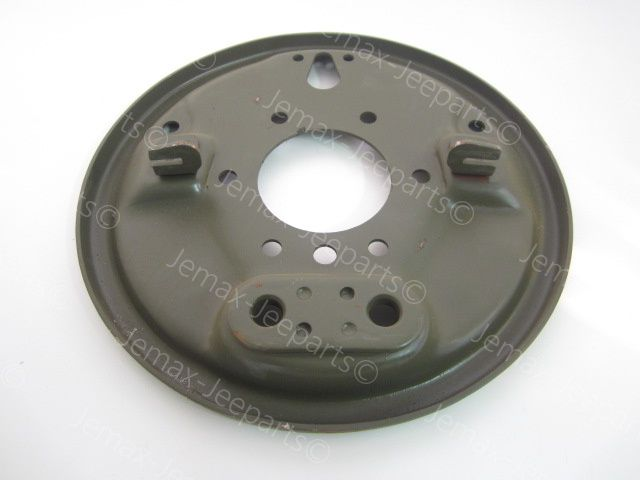 Willys MB Plate assembly