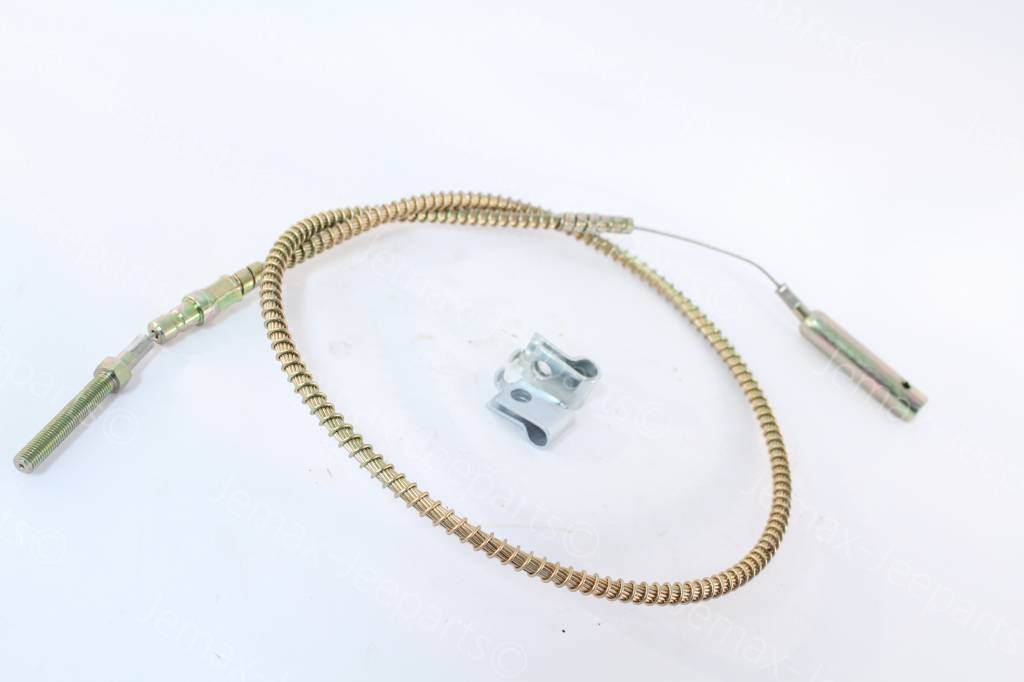Willys MB Hand brake cable, without handle