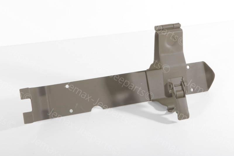 Willys MB Grease Gun Bracket